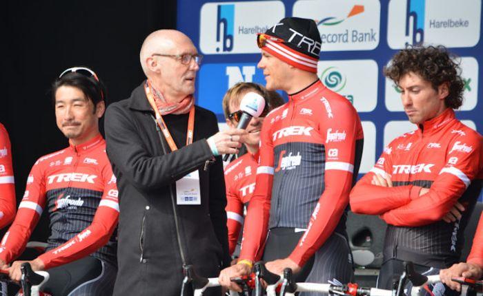 Jasper Stuyven wint de Omloop Het Nieuwsblad…