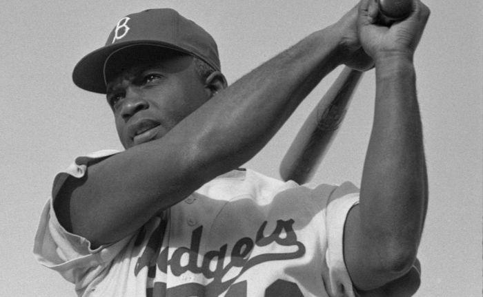 Zeventig jaar geleden: Jackie Robinson is de eerste zwarte in de Major LeagueBaseball