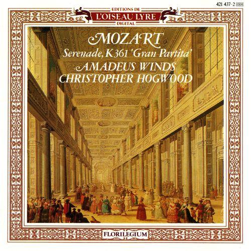 235 jaar geleden: creatie (?) van de Gran Partita(Mozart)