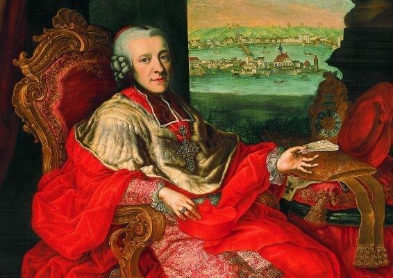 Hieronymus von Colloredo(1732-1812)