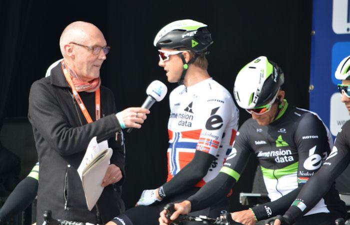Edvald Boasson Hagen voor de tiende maal tijdritkampioen van zijnland