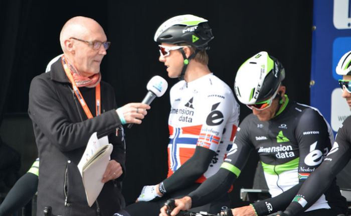 Edvald Boasson Hagen wint in deDauphiné
