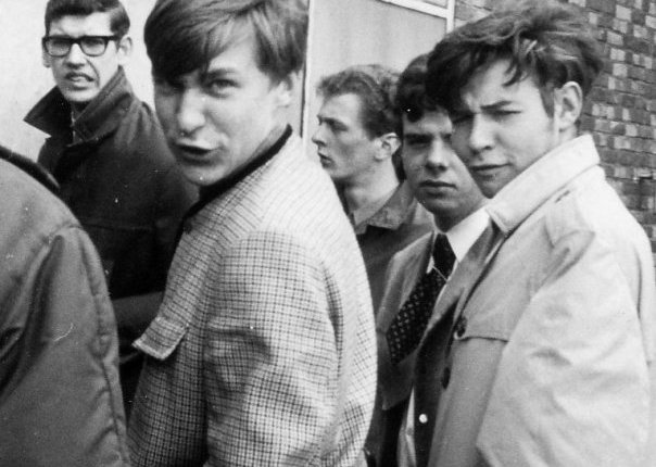 45 jaar geleden: Guido Hullebroeck in de Sint-Martens-Latem-Club