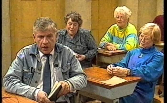 """Dertig jaar geleden: Gerard Reve in """"Klasgenoten"""""""