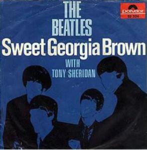 """55 jaar geleden: The Beatles nemen """"Sweet Georgia Brown""""op"""