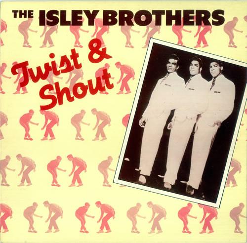 """55 jaar geleden: The Isley Brothers brengen """"Twist & Shout""""uit"""