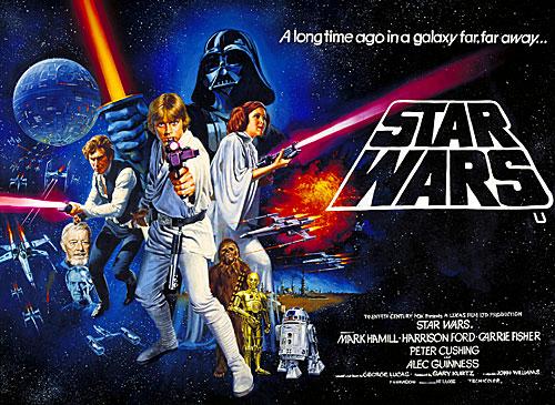 Veertig jaar geleden: première van de eerste StarWars-film