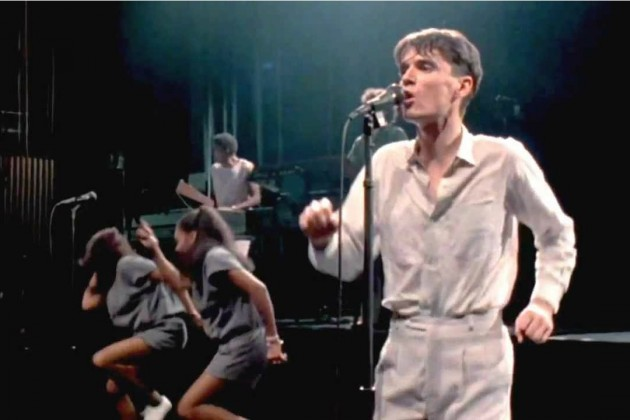 David Byrne wordt 65…