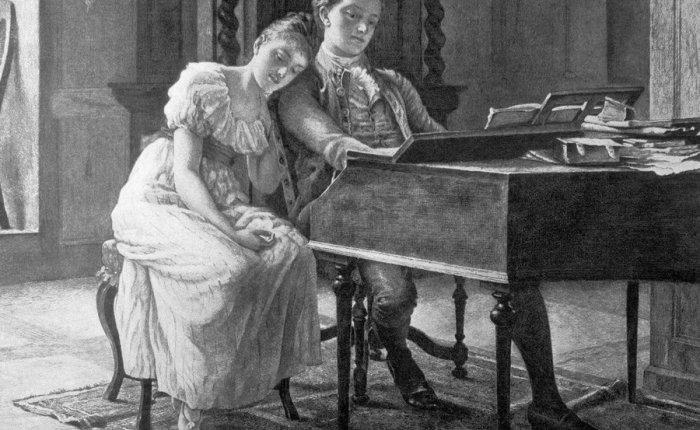 Fanny Mendelssohn Bartholdy(1805-1847)