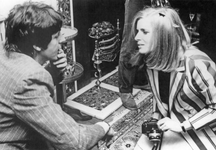 Vijftig jaar geleden: Paul McCartney ontmoet LindaEastman