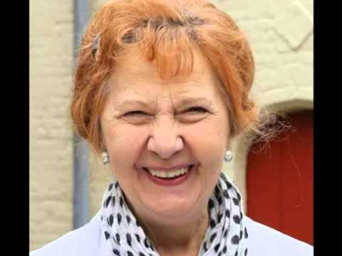 Yvonne Delcour wordt85…