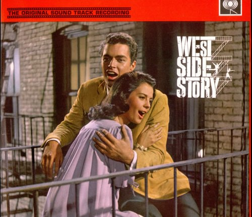 "65 jaar geleden: soundtrack van ""West Side Story"" opnr.1"