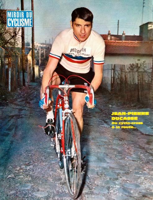 Jean-Pierre Ducasse équipe cycliste Pelforth