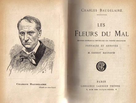 """160 jaar geleden verscheen """"Les fleurs dumal"""""""
