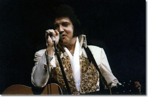 Veertig jaar geleden: laatste optreden van ElvisPresley