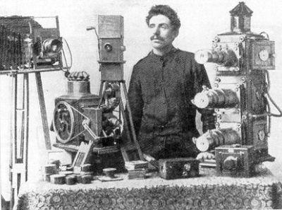 125 jaar geleden: de eerstefilmstudio