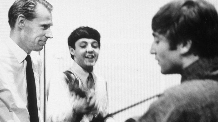55 jaar geleden: eerste opnames van The Beatles met GeorgeMartin