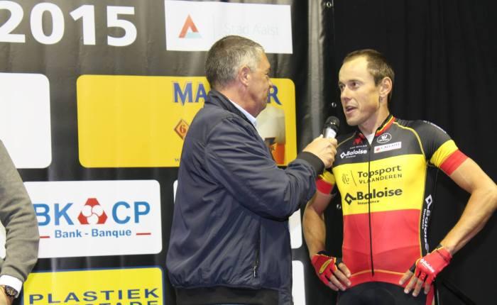 Vijf jaar geleden: Preben Van Hecke wordt Belgischkampioen
