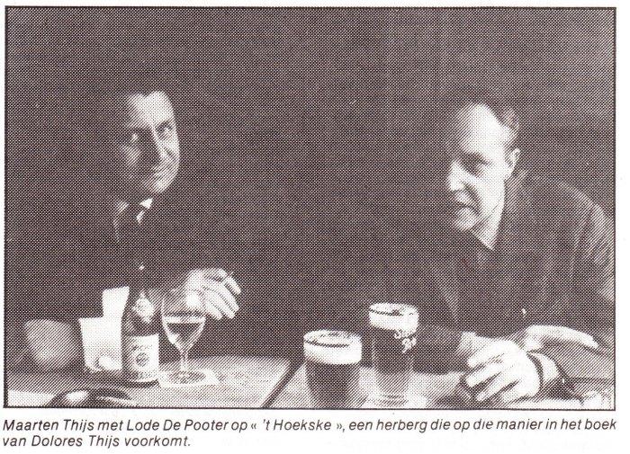 Zeventig jaar geleden: Lode De Pooter vervangt Louis Paul Boon op De RodeVaan