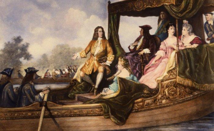 """300 jaar geleden: Haendels """"WaterMusic"""""""