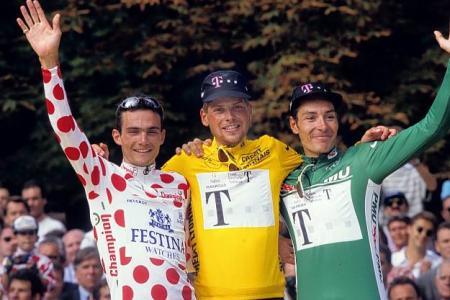 Twintig jaar geleden: Jan Ullrich wint als eerste (en tot nu toe) enige Duitser deTour