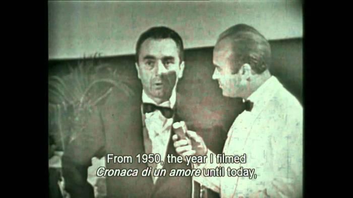 Michelangelo Antonioni (1912-2007)