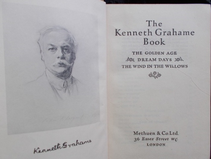 Kenneth Grahame (1859-1932)