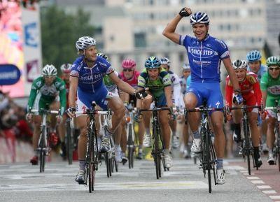 Tien jaar geleden: Gert Steegmans wint inGent