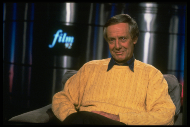 Barry Norman (1933-2017)