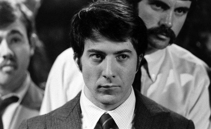 Dustin Hoffman wordttachtig…