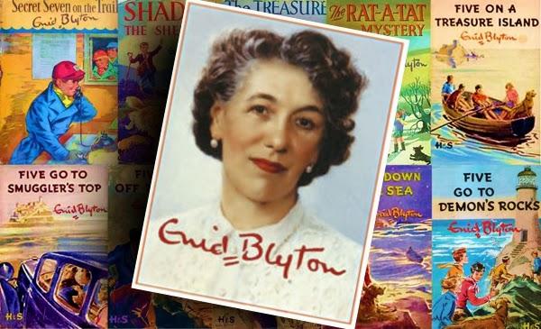 Enid Blyton (1897-1968)