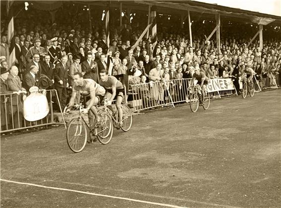 Zestig jaar geleden: Rik Van Steenbergen voor een derde keerwereldkampioen