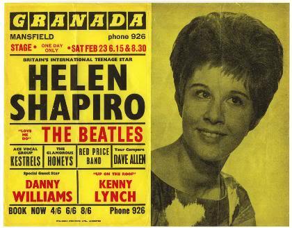 Helen Shapiro wordt75…