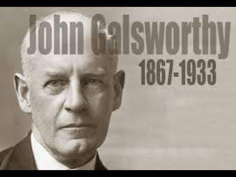 John Galsworthy (1867-1933)