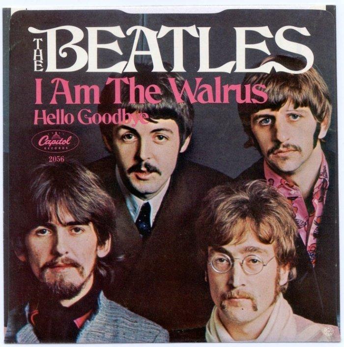"""Vijftig jaar geleden: derde keer goede keer voor """"I am thewalrus"""""""