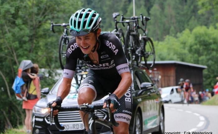 Rafal Majka valt in de TirrenoAdriatico
