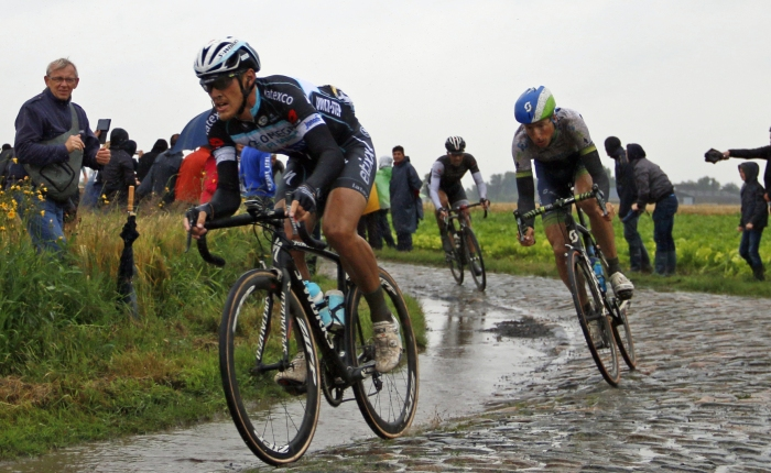 Matteo Trentin wint in de Tour of Britain…