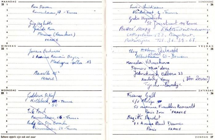 Vijftig jaar geleden: begin van het Blommenkindersdagboek