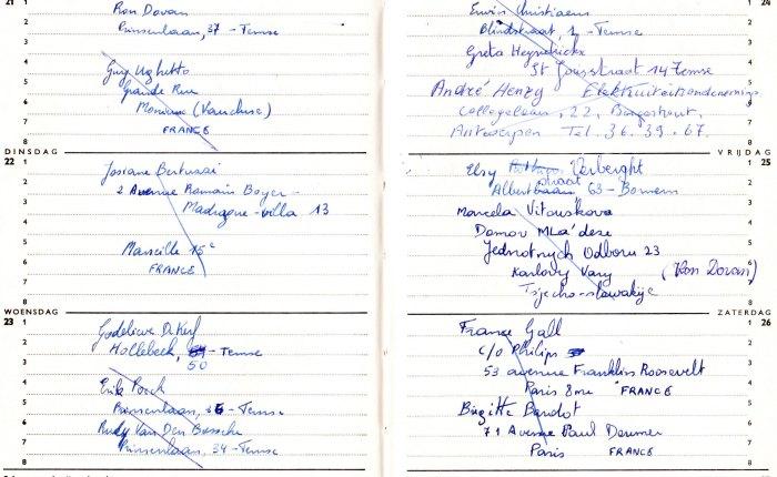 Vijftig jaar geleden: Blommenkindersdagboek (1)