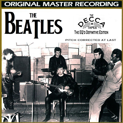 35 jaar geleden: Decca brengt officieel The Beatles auditieuit