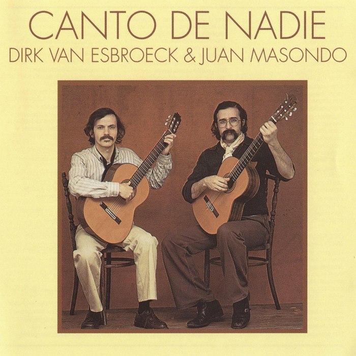 35 jaar geleden: Dirk Van Esbroeck en Juan Masondo op het Feest van De RodeVaan