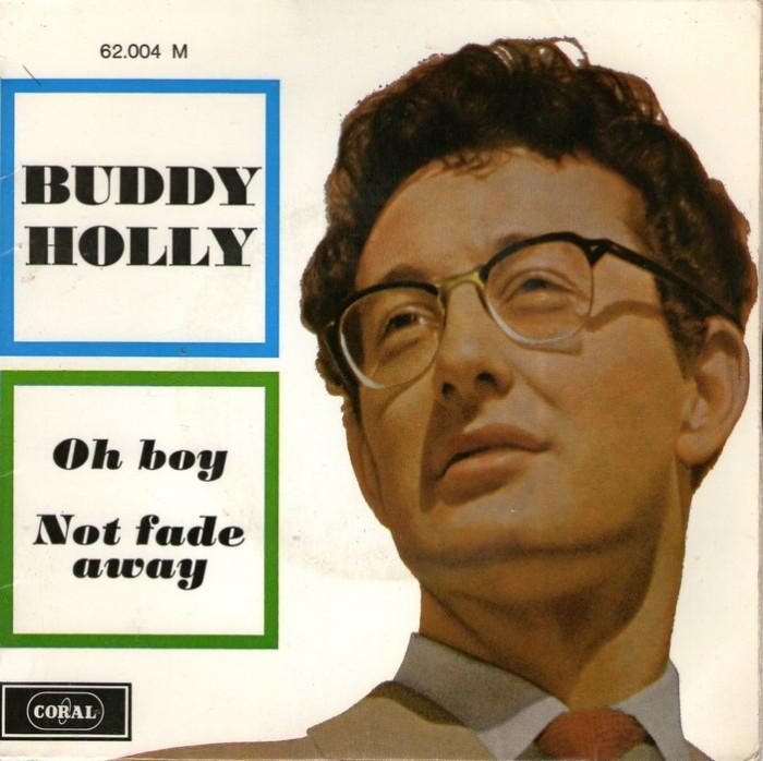 Zestig jaar geleden: de tweede single van BuddyHolly