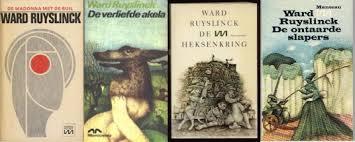 """Veertig jaar geleden: brief aan Ward Ruyslinck over """"De ontaardeslapers"""""""