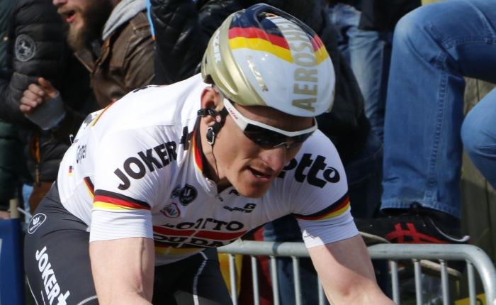 André Greipel wint nogmaals in de Tour ofBritain