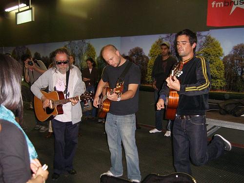 Tien jaar geleden:Musikometro