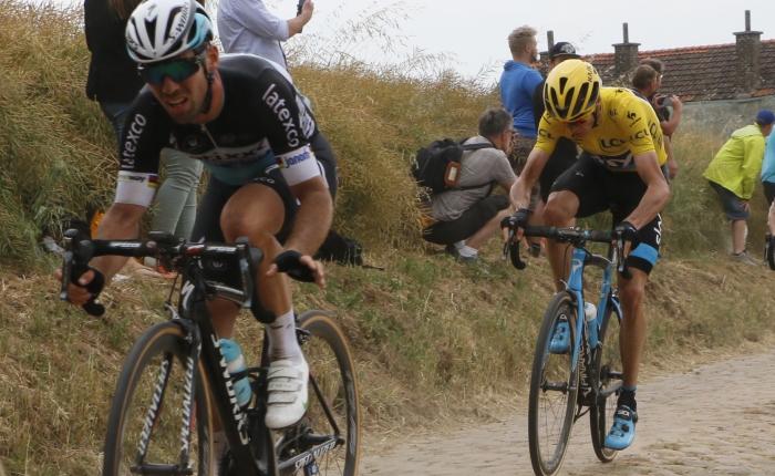 Mark Cavendish wint inTurkije