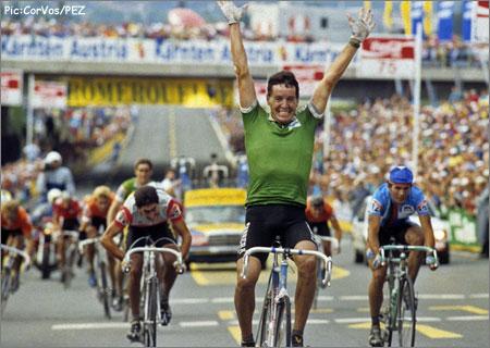 Dertig jaar geleden: Stephen Roche wordt wereldkampioen inVillach