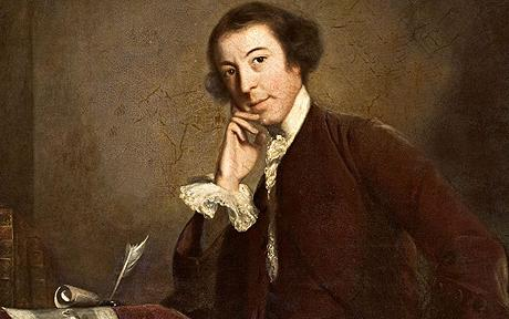 Horace Walpole (1717-1797)