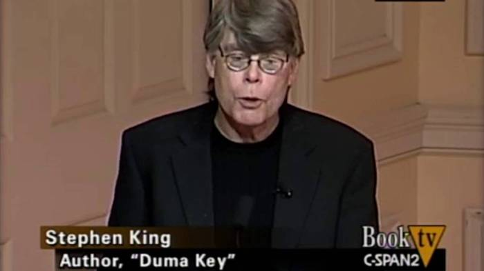 Stephen King wordtzeventig…