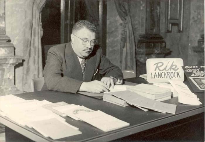 Rik Lanckrock (1923-2012)